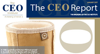 The CEO Report Magazine - January 2017