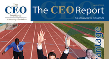 The CEO Report Magazine - August 2013