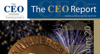 The CEO Report Magazine - May 2012